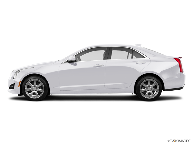 2015 Cadillac ATS Sedan 2.0L Turbo Luxury