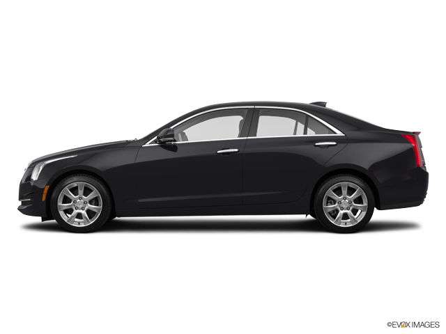 2015 Cadillac ATS Sedan 2.0L Turbo Luxury