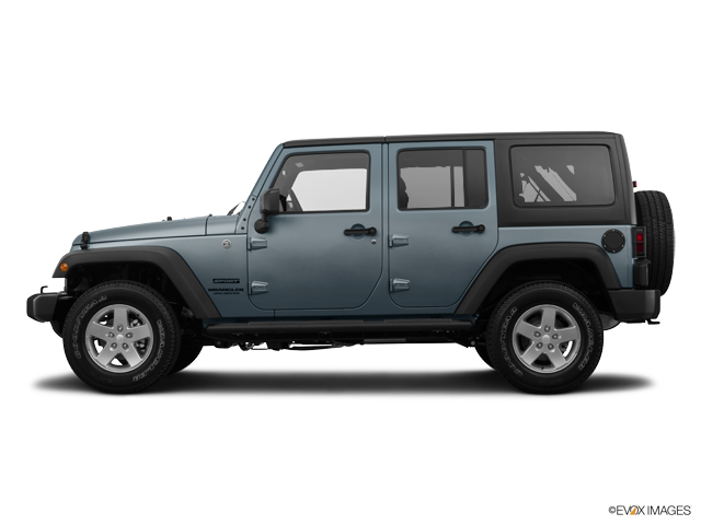 2015 Jeep Wrangler Unlimited Unlimited Rubicon Sport Utility 4D