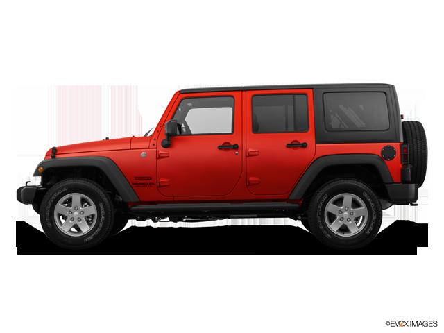 Used 2015 Jeep Wrangler Unlimited in Vidalia, GA