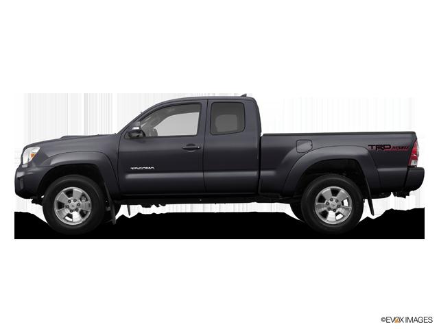2015 Toyota Tacoma TRD SPORT EXTRA VALUE PKG