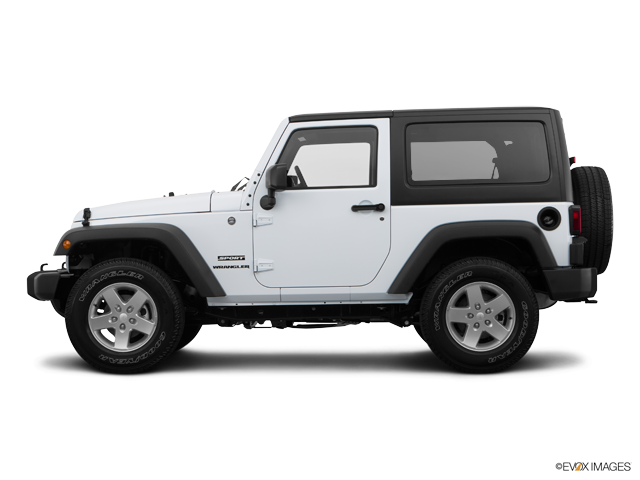 2015 Jeep Wrangler Sport SUV 2D