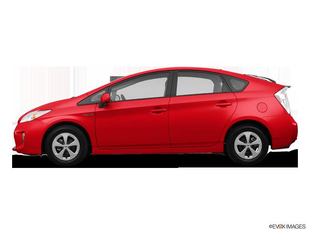 2015 Toyota Prius STD