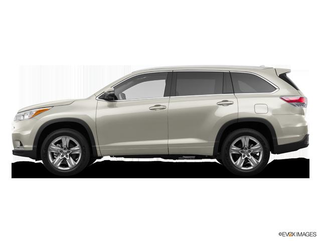 2015 Toyota Highlander Limited Platinum V6
