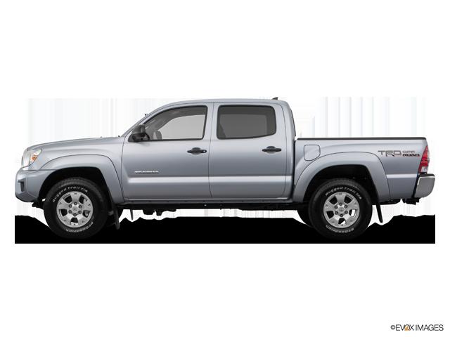 2015 Toyota Tacoma 4WD Double Cab V6 AT
