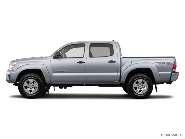2015 Toyota Tacoma Base V6 4x4 Double Cab 127.4 in. WB