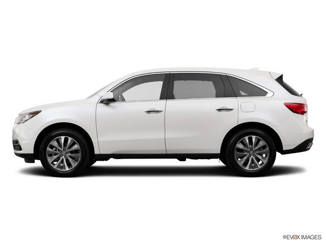 2015 Acura MDX Technology Package AWD