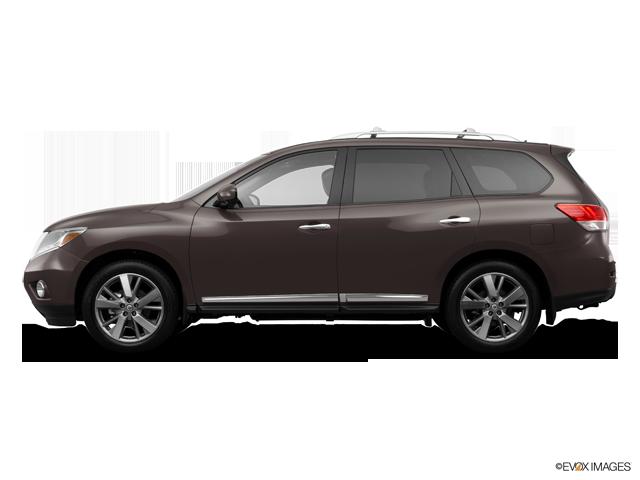 2015 Nissan Pathfinder SL