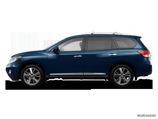 Used 2015 Nissan Pathfinder in Lakeland, FL