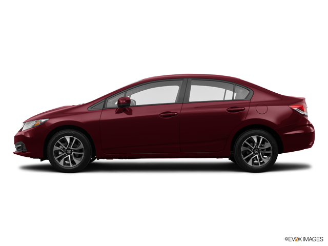 2015 Honda Civic Sedan EX