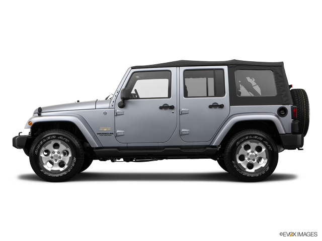 Used 2015 Jeep Wrangler Unlimited in Paducah, KY