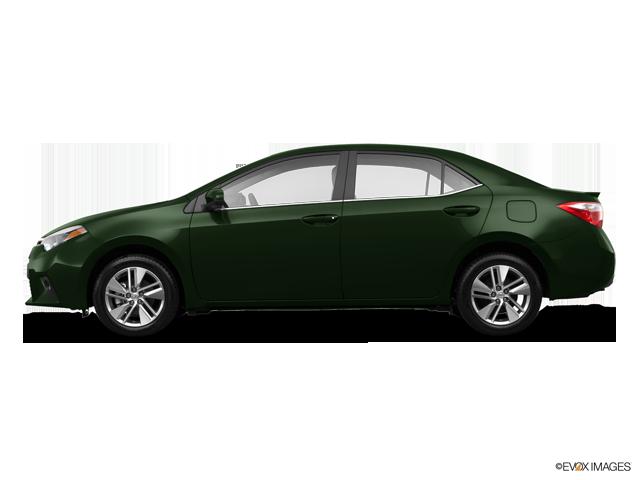 2015 Toyota Corolla ECO