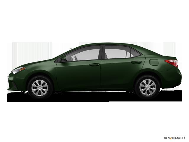 Used 2015 Toyota Corolla In Odessa, TX