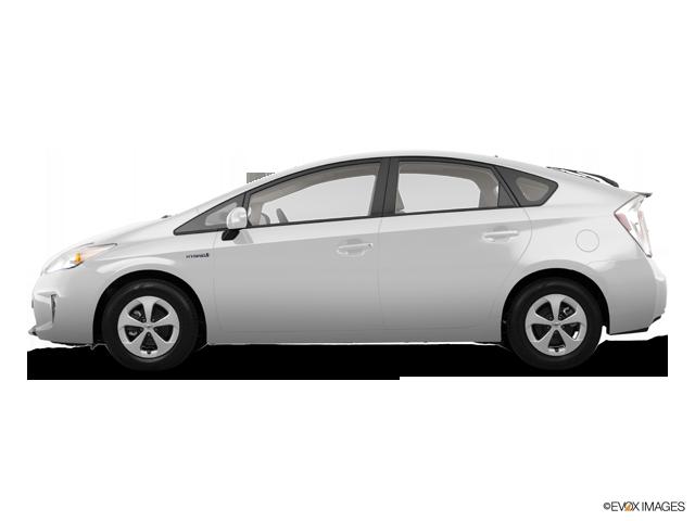2015 Toyota Prius 5dr HB Four