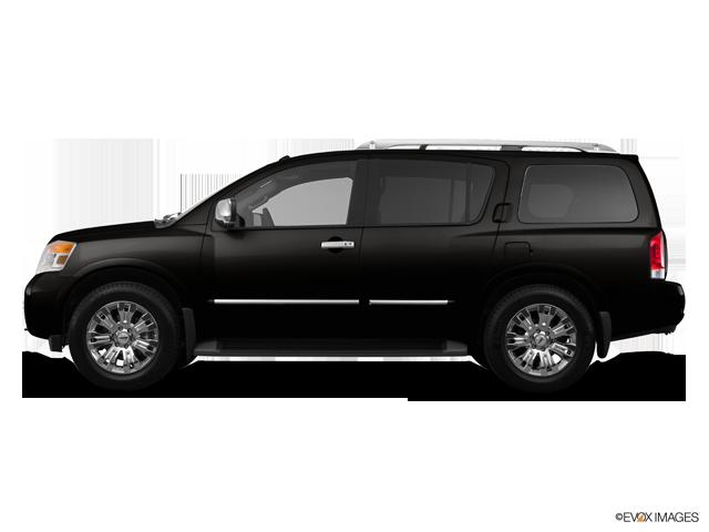 Used 2015 Nissan Armada in Dallas, TX