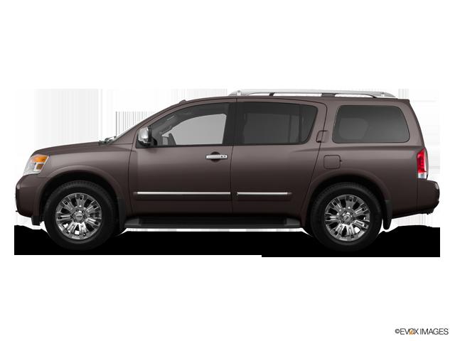Used 2015 Nissan Armada in Murfreesboro, TN