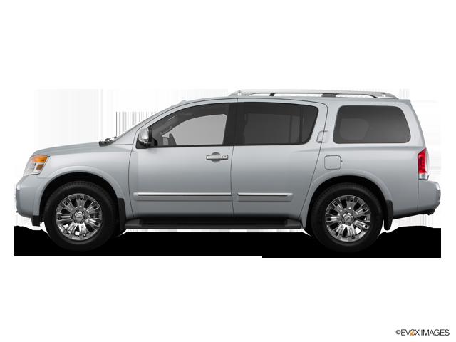 Used 2015 Nissan Armada in Fort Payne, AL