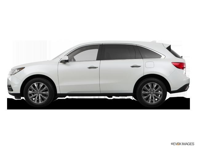 2016 Acura MDX w/Tech/AcuraWatch Plus