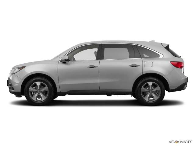2016 Acura MDX MDX SH-AWD with