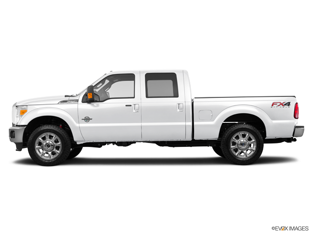 2016 Ford Super Duty F-250 SRW 4X4
