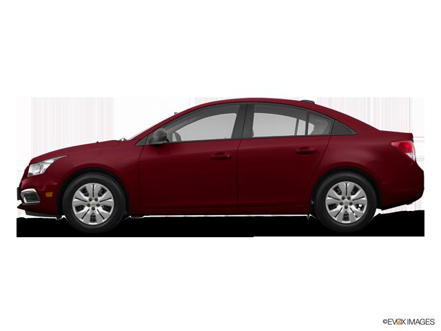 2016 Chevrolet Cruze Limited LT