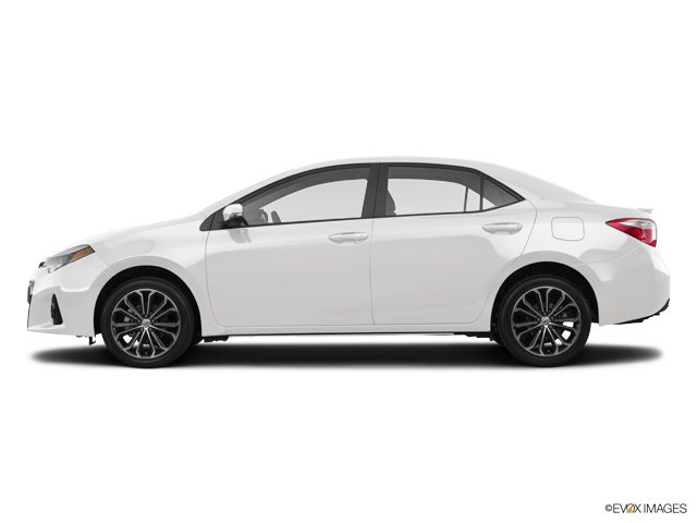 2016 Toyota Corolla S w/Special Edition Pkg