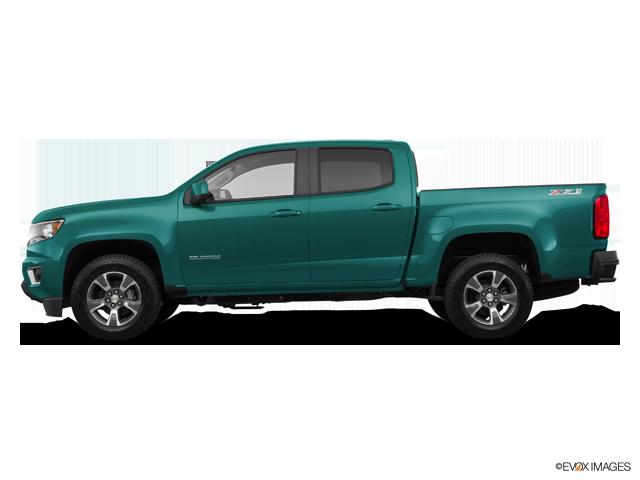 2016 Chevrolet Colorado 4WD Z71