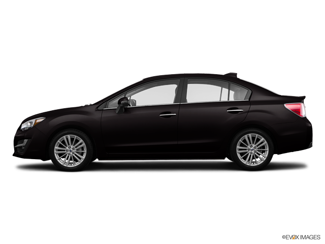 2016 Subaru Impreza Sedan 2.0i