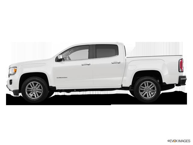 2016 GMC Canyon 4WD SLT