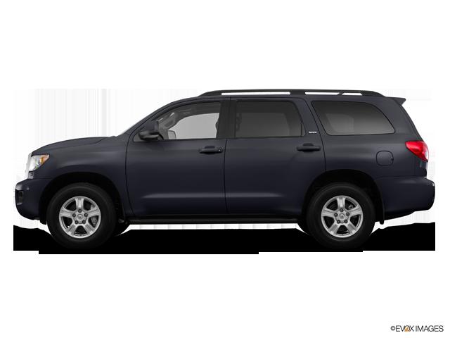 2016 Toyota Sequoia SR5