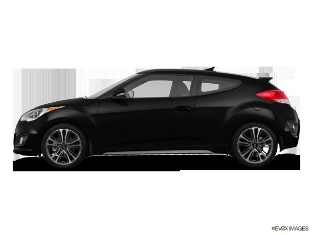 2016 Hyundai Veloster Turbo M/T