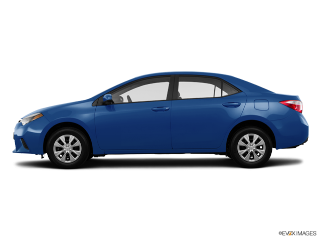 2016 Toyota Corolla S Plus Sedan 4D