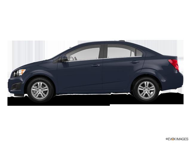 Used 2016 Chevrolet Sonic in Newark, CA