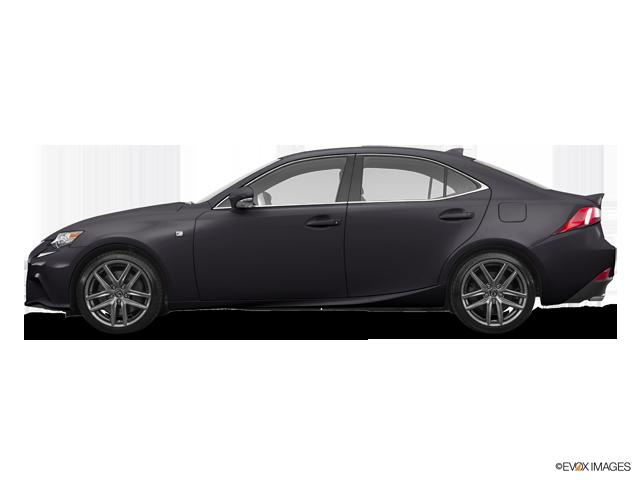 2016 Lexus IS 350 350