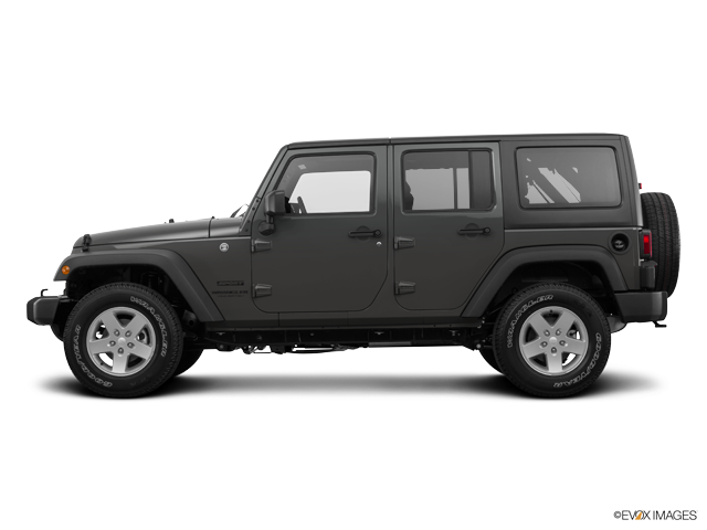 Used 2016 Jeep Wrangler Unlimited in Panama City, FL