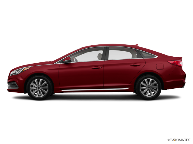 2016 Hyundai Sonata Sport w/ Tech Pkg