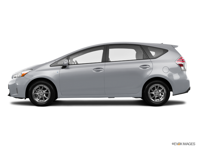 2016 Toyota Prius V Four Certified