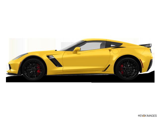 2016 Chevrolet Corvette Z51 1LT