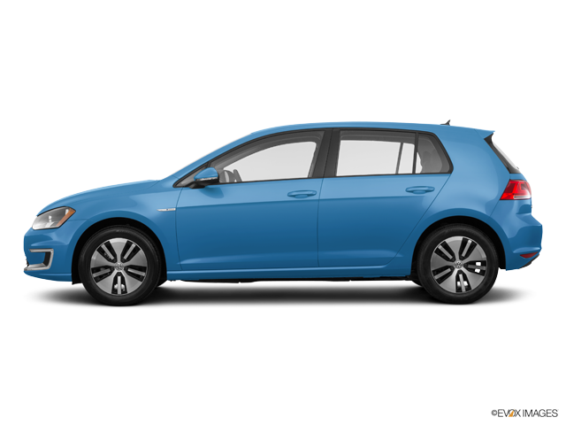Used 2016 Volkswagen e-Golf in Glendale, CA