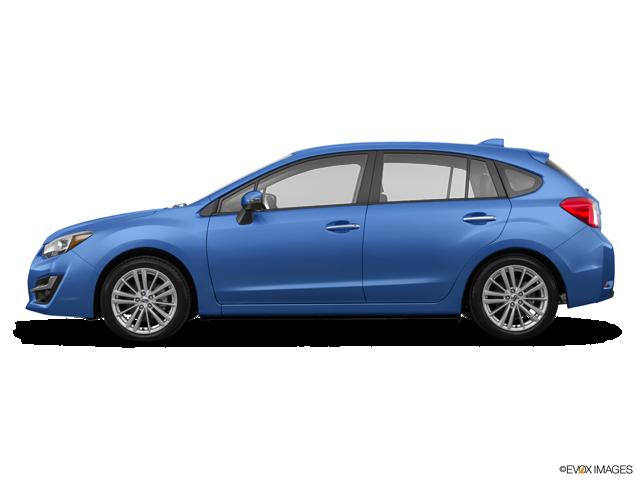 2016 Subaru Impreza Wagon 2.0i Premium