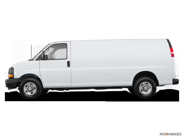 2016 Chevrolet Express 2500 Work Van-RWD