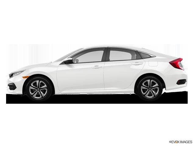 2016 Honda Civic Sedan LX w/Honda Sensing