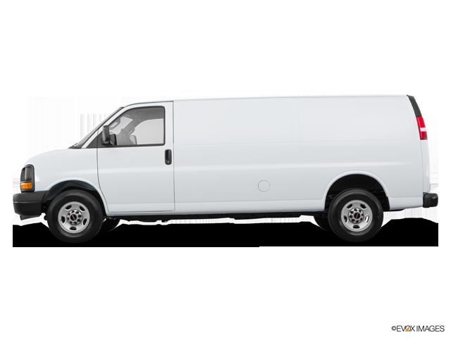 2016 GMC Savana Cargo Van Work Van