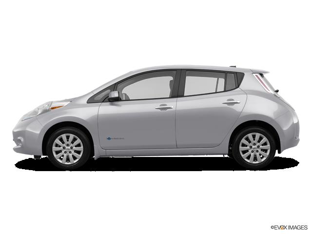 2016 Nissan LEAF S
