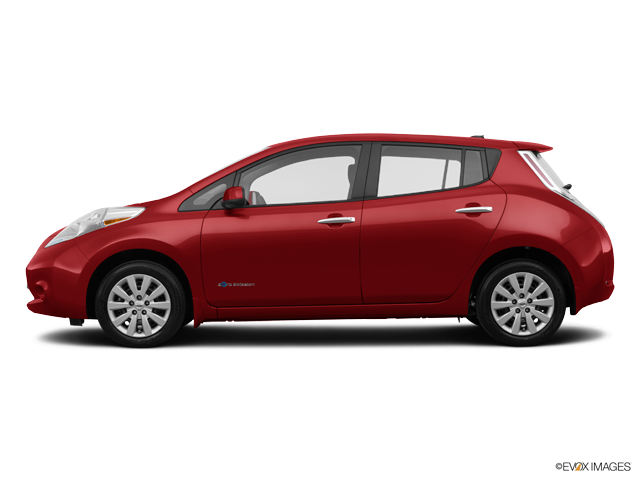 Used 2016 Nissan Leaf In Spokane Wa