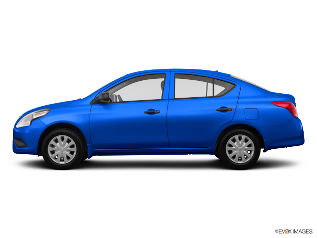2016 Nissan Versa S