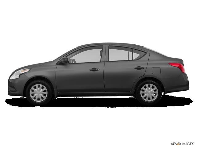 New 2016 Nissan Versa in Fairfield, CA