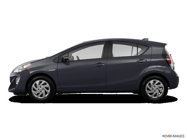 2016 Toyota Prius C 5dr HB One