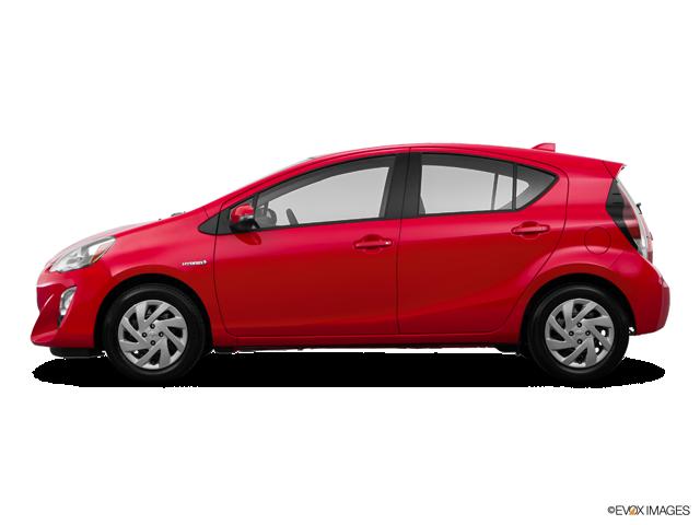2016 Toyota Prius C STD