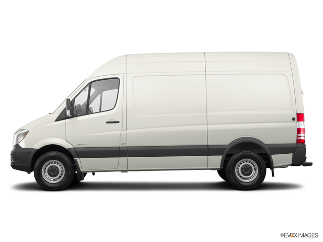 2016 Mercedes-Benz Sprinter Cargo Vans Worker